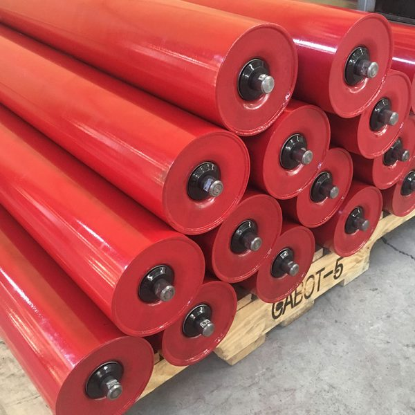 steel conveyor roller