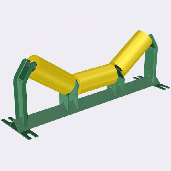 carrying idler, conveyor idlers
